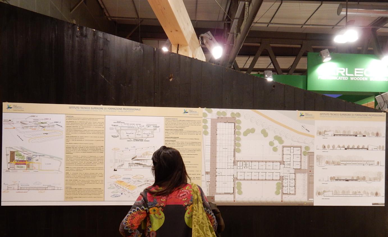 Made expo 2017 polo formativo del legno arredo studio for Expo arredo