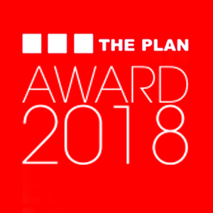 THE PLAN AWARD LOGO copia